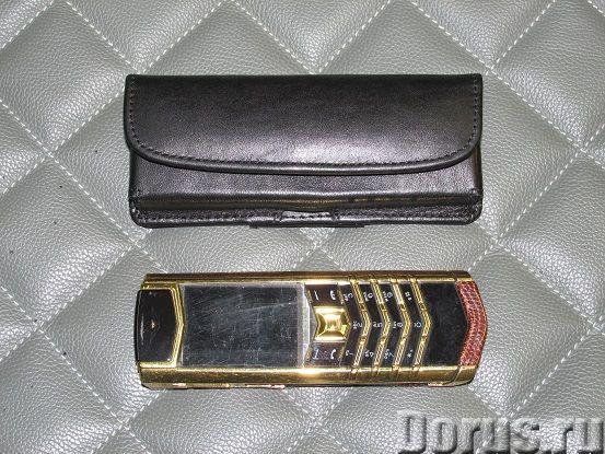Кожаные чехлы для Vertu - Телефоны - Чехлы на ремень из натуральной кожи для Vertu. Изготовление на..., фото 1