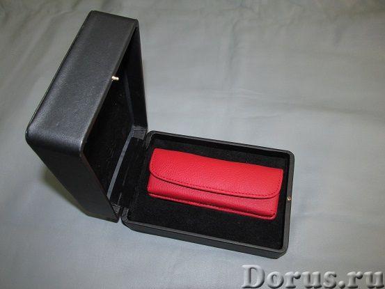 Кожаные чехлы для Vertu - Телефоны - Чехлы на ремень из натуральной кожи для Vertu. Изготовление на..., фото 5