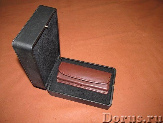 Кожаные чехлы для Vertu - Телефоны - Чехлы на ремень из натуральной кожи для Vertu. Изготовление на..., фото 6