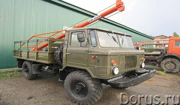 Услуги ямобура ГАЗ 66, Isuzu Forward - Строительные услуги - Услуги по бурению отверстий в грунтах и..., фото 2