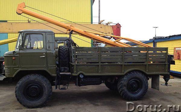 Услуги ямобура ГАЗ 66, Isuzu Forward - Строительные услуги - Услуги по бурению отверстий в грунтах и..., фото 4