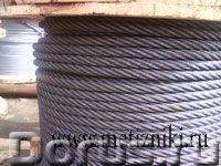 Канат стальной ГОСТ 3063 грозотрос из наличия - Металлопродукция - Канат ГОСТ 3062, ГОСТ 3063, ГОСТ..., фото 1