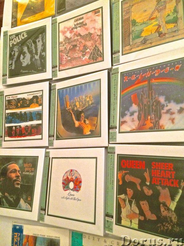 CD, SACD,Vinyl, BLU-Ray,mini LP JAPAN, USA, Europe! New - Диски, кассеты - Более 9000 релизов из Япо..., фото 1