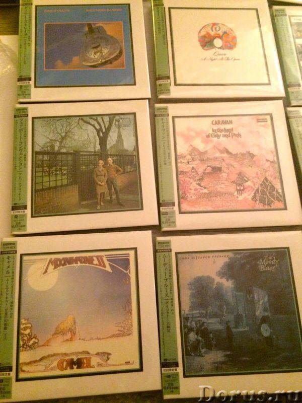 CD, SACD,Vinyl, BLU-Ray,mini LP JAPAN, USA, Europe! New - Диски, кассеты - Более 9000 релизов из Япо..., фото 4