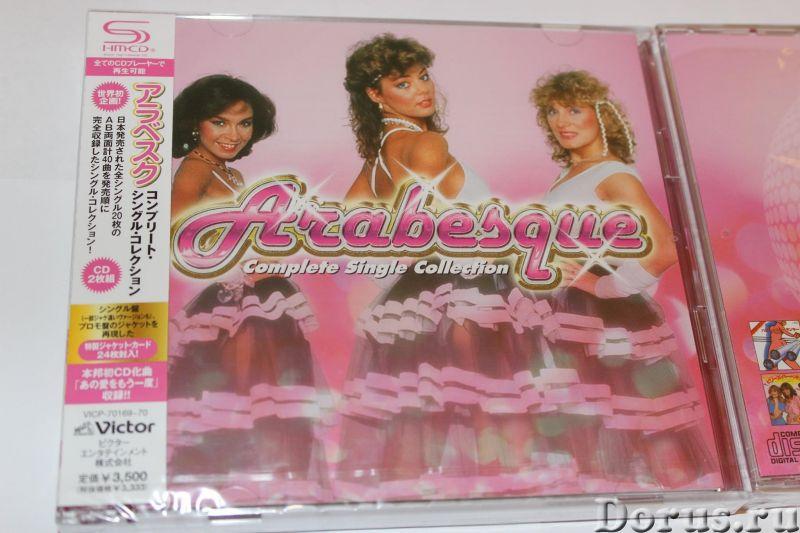 CD, SACD,Vinyl, BLU-Ray,mini LP JAPAN, USA, Europe! New - Диски, кассеты - Более 9000 релизов из Япо..., фото 5