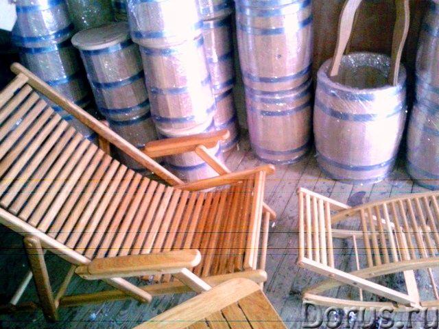 Мебель из дуба - Мебель для дома - Столы ,табуретки и шезлонги от производителя из российского дуба..., фото 6