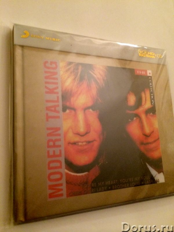 Modern Talking/ Collection/ CD K2HD/ JAPAN - Диски, кассеты - Sony Music JAPAN! Catalog Number: 8872..., фото 2