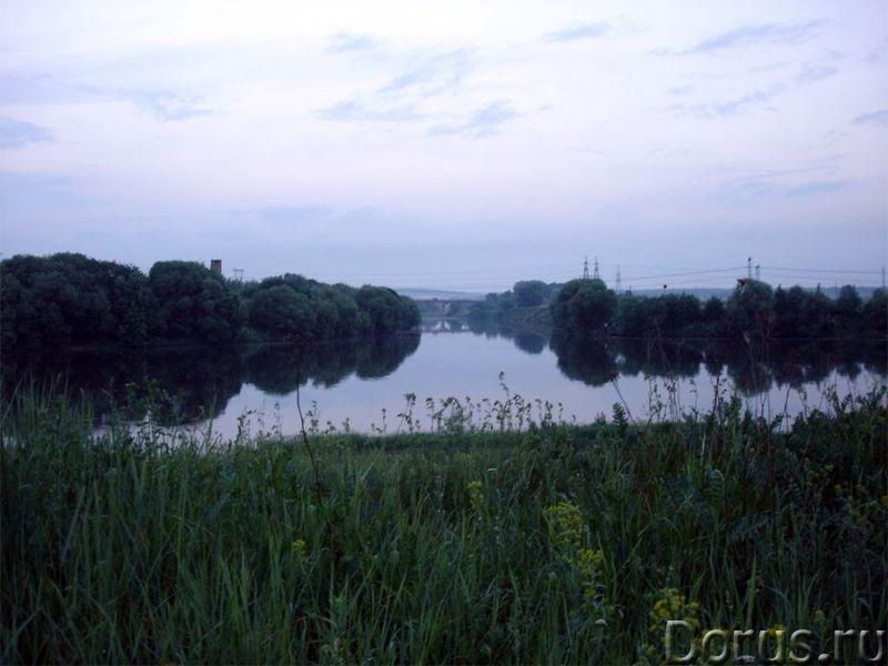 Участок 15 сот в Нижнее Мячково 19 км МКАД в устье реки Пахры - Земельные участки - Участок 15 соток..., фото 4