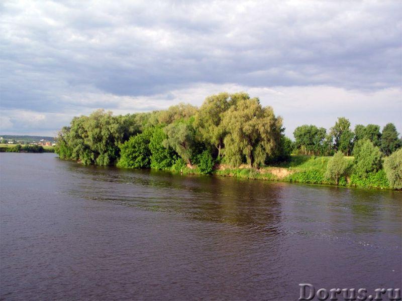 Участок 15 сот в Нижнее Мячково 19 км МКАД в устье реки Пахры - Земельные участки - Участок 15 соток..., фото 8