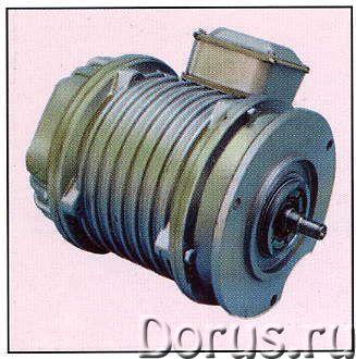 Электродвигатели перемещения, запчасти, тали серии Т10 - Промышленное оборудование - Пускатели : К6Е..., фото 2