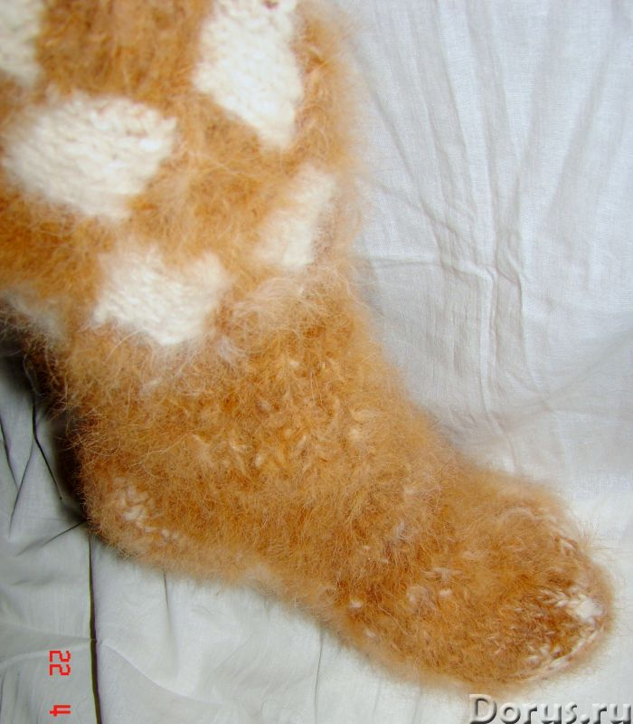 Носки «ТАЙГА» мужские из собачьей шерсти - Одежда и обувь - Носки «ТАЙГА» мужские из собачьей шерсти..., фото 4