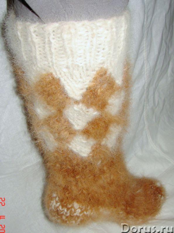 Носки «ТАЙГА» мужские из собачьей шерсти - Одежда и обувь - Носки «ТАЙГА» мужские из собачьей шерсти..., фото 8