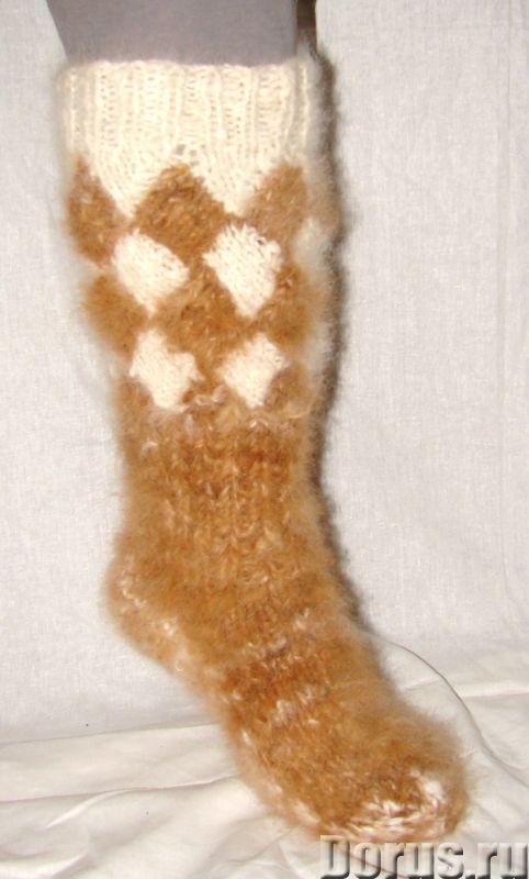 Носки «ТАЙГА» мужские из собачьей шерсти - Одежда и обувь - Носки «ТАЙГА» мужские из собачьей шерсти..., фото 9