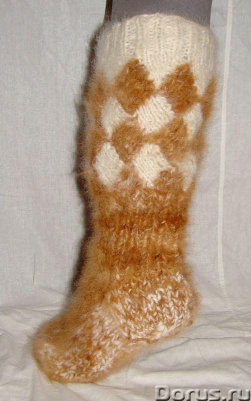 Носки «ТАЙГА» мужские из собачьей шерсти - Одежда и обувь - Носки «ТАЙГА» мужские из собачьей шерсти..., фото 10