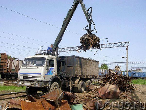 Вывоз металлолома и прием лома в Москве и Области - Металлургия - Покупка и вывоз металлолома нашим..., фото 1