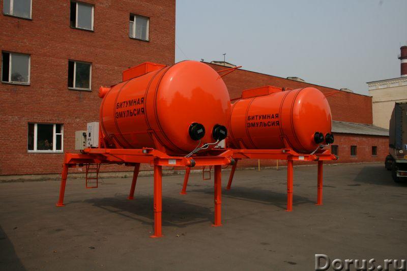 Хранение и транспортировка битумной эмульсии БЦМ-222 - Сельхоз и спецтехника - Дорожная техника для..., фото 2