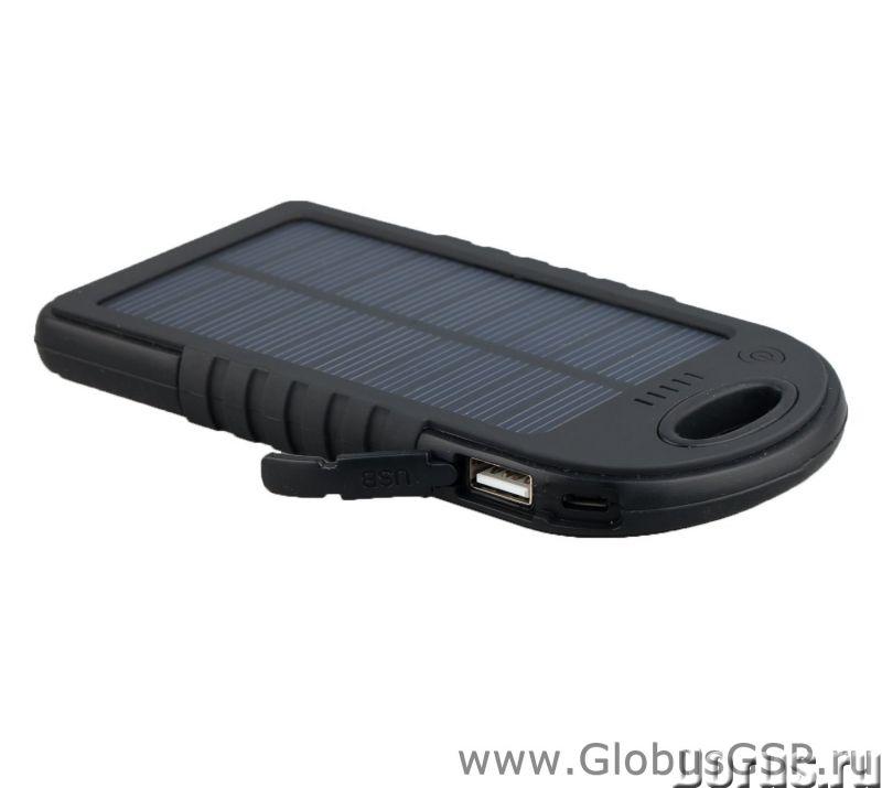 Внешний аккумулятор с зарядкой от солнца GL-PB2 - Прочая техника - Внешний аккумулятор GL-PB2 – это..., фото 1