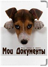 Обложка для паспорта собаки - Товары для животных - Собака - член семьи и у неё должен быть свой пас..., фото 2