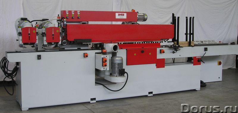 Лесопильное и деревообрабатывающее оборудование - Лесная промышленность - Линии лесопиления (8 вариа..., фото 3