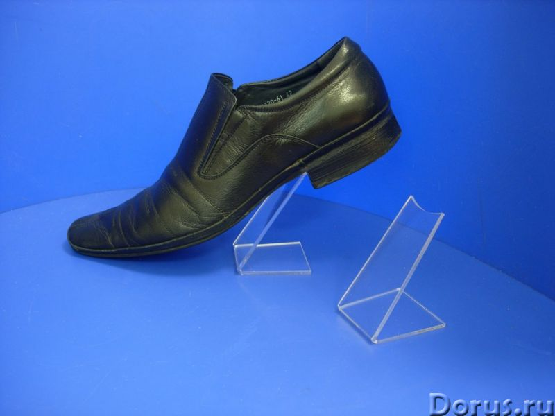 Подставки под обувь - Торговое оборудование - Производим и продаём подставки для выкладки обув на пр..., фото 4