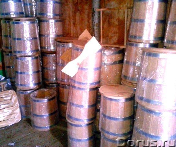 Дубовые бочки и кадки - Тара и упаковка - Дубовые бочки и кадки Дубовые бочки, изготовленные методом..., фото 5