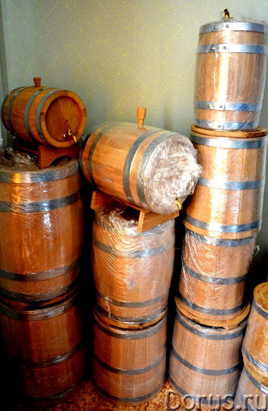 Дубовые бочки и кадки - Тара и упаковка - Дубовые бочки и кадки Дубовые бочки, изготовленные методом..., фото 10