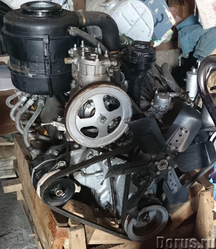 Двигатель ЗИЛ 130 - Запчасти и аксессуары - Двигатель 130 ЗИЛ первой комплектации со всем навесным о..., фото 2