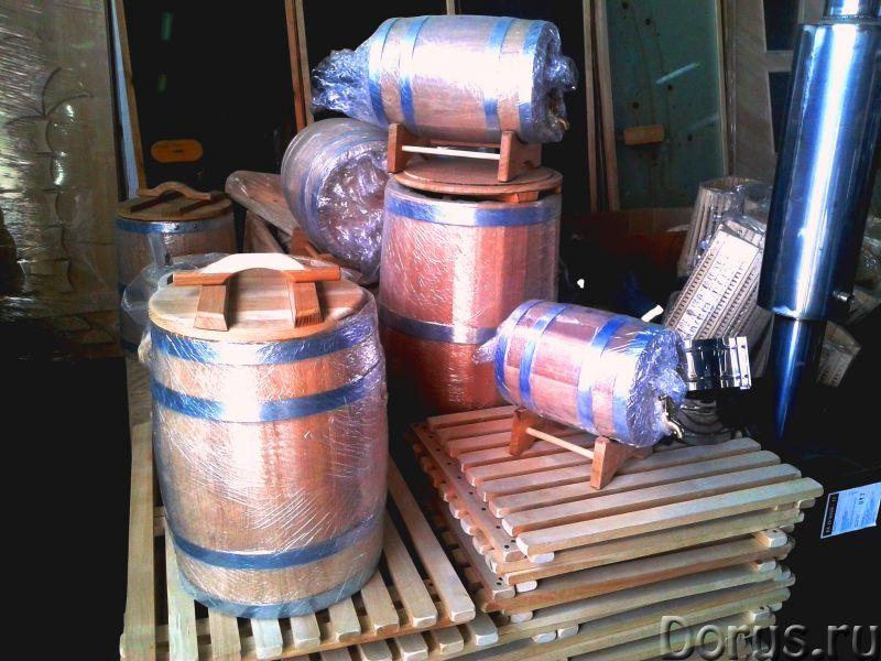 Дубовые бочки для алкоголя и засолки - Товары для дома - Дубовые бочки и кадки Дубовые бочки, изгото..., фото 3