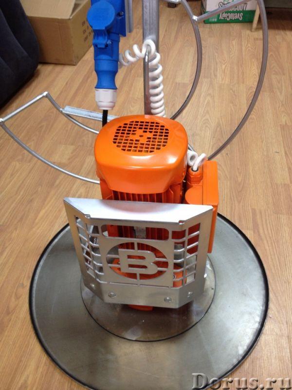Затирочная машина BRINKMANN Estrich Boy TL - Строительное оборудование - BRINKMANN Estrich Boy TL, т..., фото 1