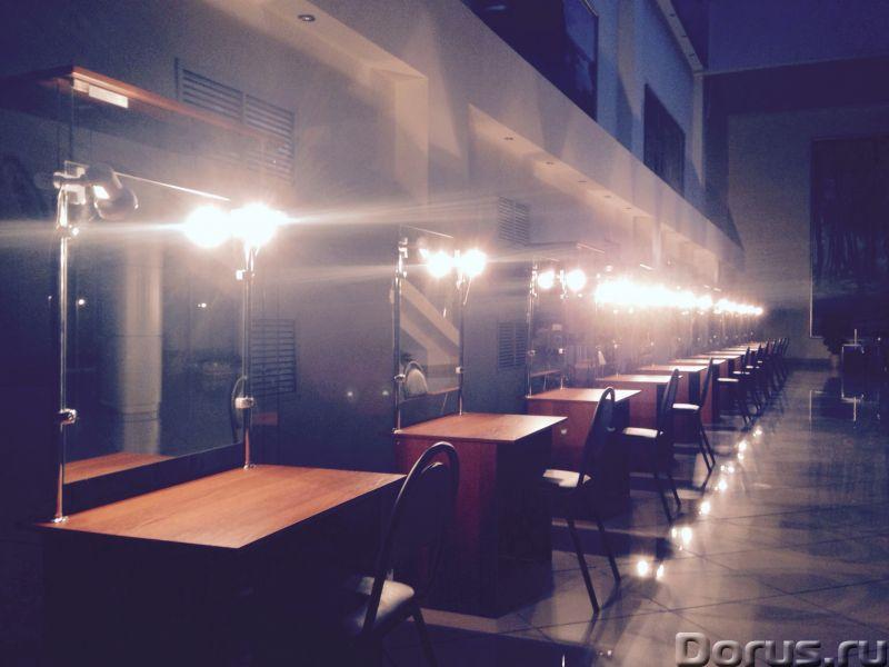 Аренда сцен, автоподиумов, трибун, гримерных комнат с крышей со светом - Организация праздников - Ко..., фото 4