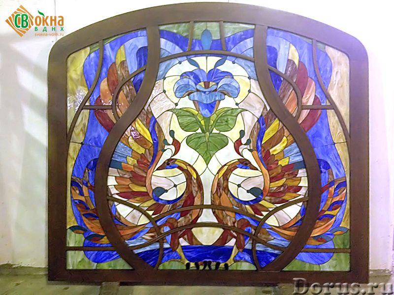 Деревянные евроокна со стеклопакетами - Материалы для строительства - Деревянные евроокна изготавлив..., фото 5