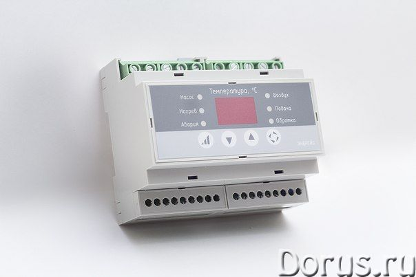 Устройства промышленной автоматики реле датчики счетчики терморегуляторы тиристорные регуляторы - Пр..., фото 1