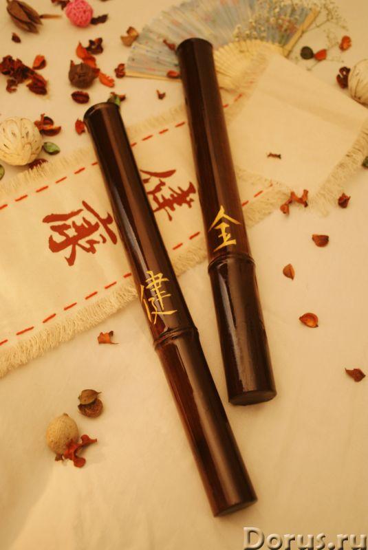 Бамбуковые палочки для массажа с доставкой по всей России - Массаж - В наличии палочки для массажа и..., фото 2