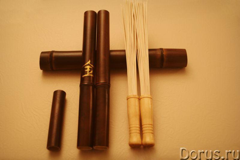 Бамбуковые палочки для массажа с доставкой по всей России - Массаж - В наличии палочки для массажа и..., фото 3