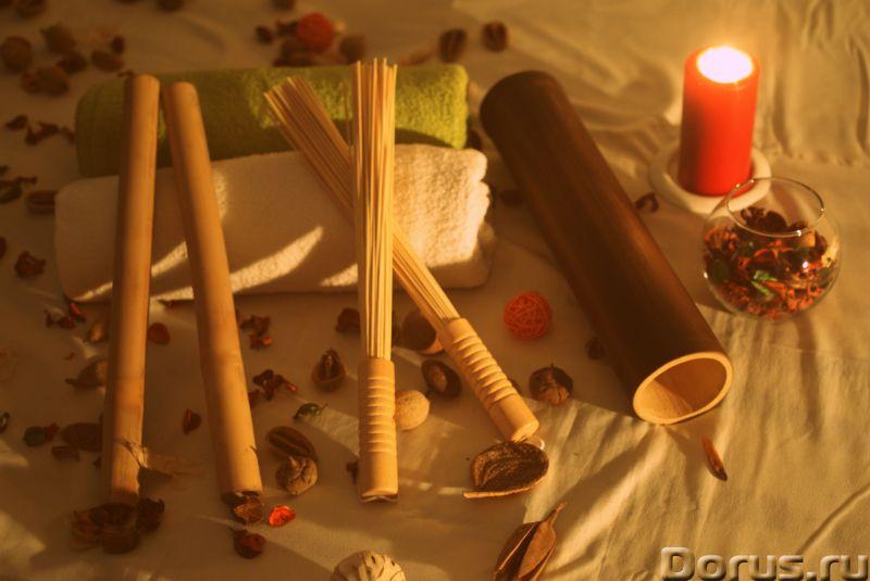 Бамбуковые палочки для массажа с доставкой по всей России - Массаж - В наличии палочки для массажа и..., фото 4