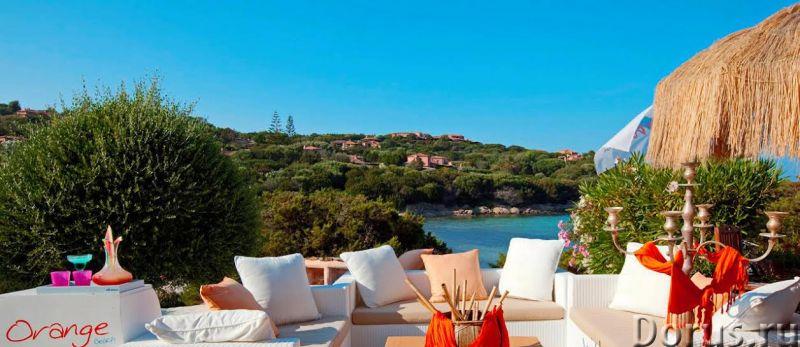 Вилла с бассейном, Порто Черво - Недвижимость за рубежом - Север Сардинии, место: Коста Смеральда, П..., фото 1