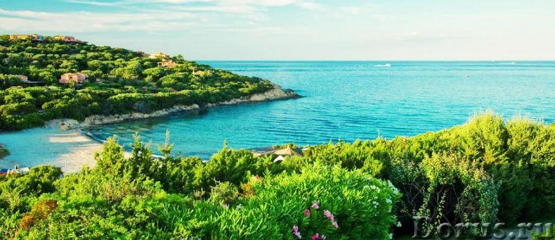 Вилла с бассейном, Порто Черво - Недвижимость за рубежом - Север Сардинии, место: Коста Смеральда, П..., фото 2