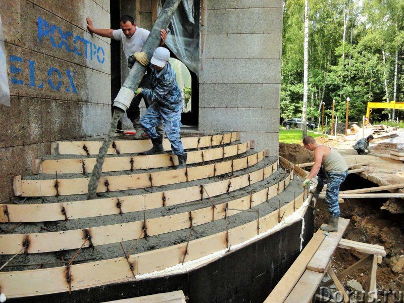 Строительсво загородных домов и коттеджей - Строительные услуги - Выполняем работы по строительству..., фото 1
