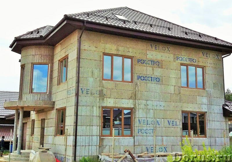 Строительсво загородных домов и коттеджей - Строительные услуги - Выполняем работы по строительству..., фото 2