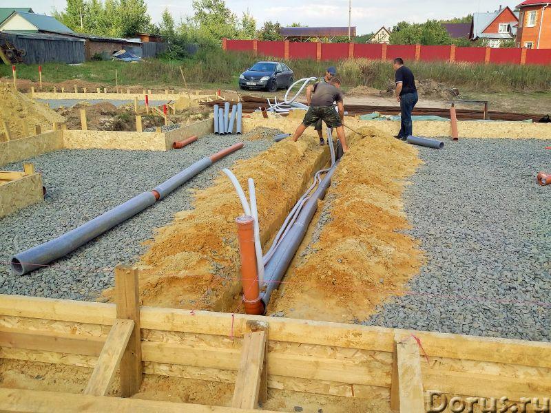 Строительсво загородных домов и коттеджей - Строительные услуги - Выполняем работы по строительству..., фото 3