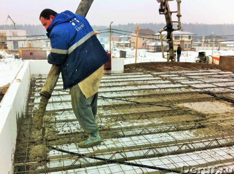 Строительсво загородных домов и коттеджей - Строительные услуги - Выполняем работы по строительству..., фото 4