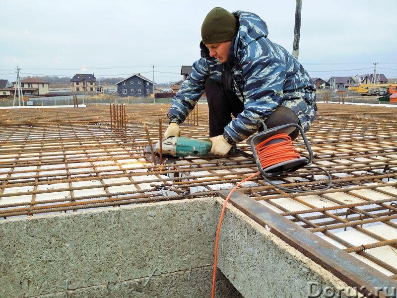 Строительсво загородных домов и коттеджей - Строительные услуги - Выполняем работы по строительству..., фото 5