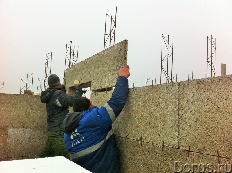 Теплые дома в несъемной опалубке Велокс в Москве - Строительные услуги - Возводим дома в современной..., фото 2