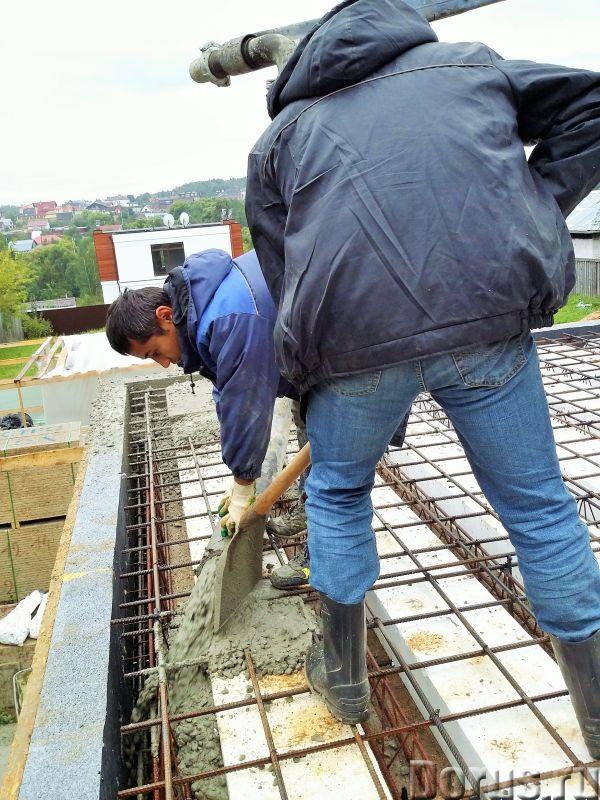 Теплые дома в несъемной опалубке Велокс в Москве - Строительные услуги - Возводим дома в современной..., фото 4