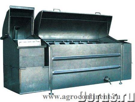 Машины для обезволашивания свиней - Промышленное оборудование - Надёжная машина для обезволашивания..., фото 1