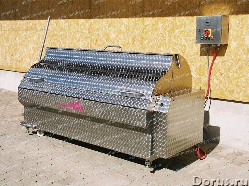 Машины для обезволашивания свиней - Промышленное оборудование - Надёжная машина для обезволашивания..., фото 3