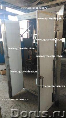 Наше производство производит двери для морозильных камер, термокамер - Промышленное оборудование - Е..., фото 1