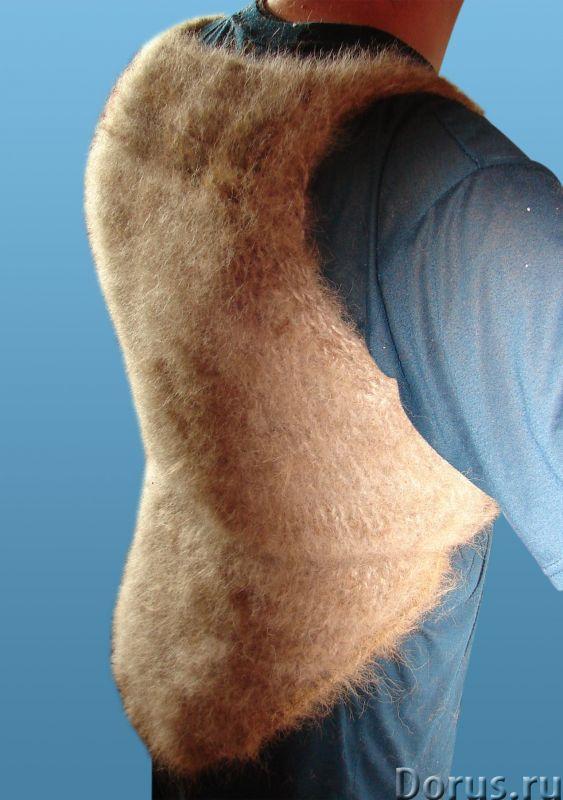 Пояс-столб ЛЕЧЕБНЫЙ антирадикулитный арт№102п .Шерсть собачья - Услуги народной медицины - Пояс-стол..., фото 4
