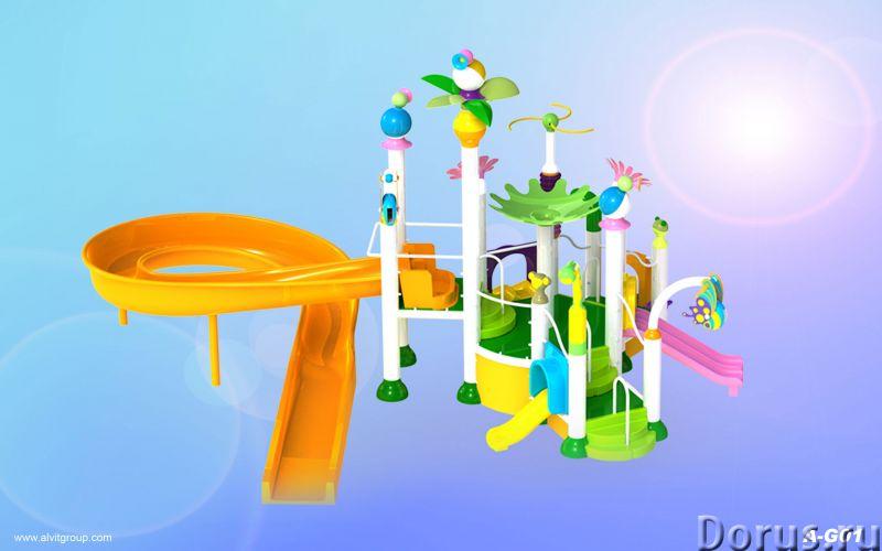 Детские водные игровые комплексы - Прочее по отдыху и спорту - Поставляем и монтируем детские водные..., фото 3