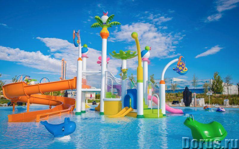 Детские водные игровые комплексы - Прочее по отдыху и спорту - Поставляем и монтируем детские водные..., фото 4